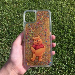 Winnie The Pooh Disney Quicksand IPhone Case